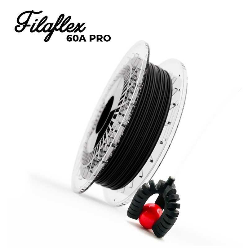 Filaflex 60A 'PRO' Black 1.75 MM 500 GR