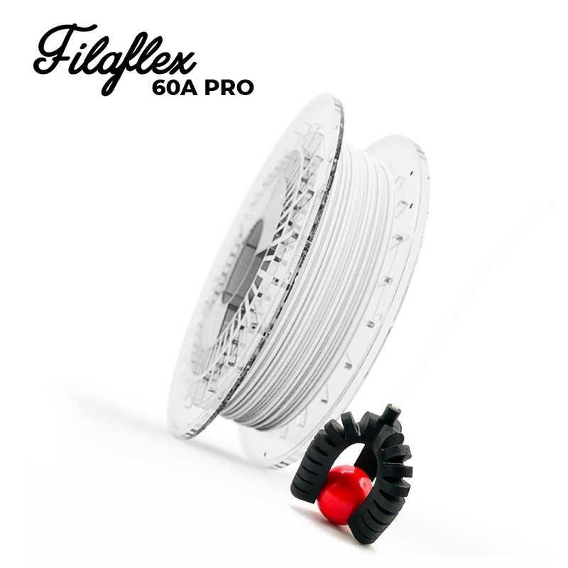 Filaflex 60A 'PRO' White 1.75 MM 500 GR